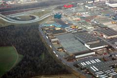 Velsen-noord Industrie terrein Lijndenweg 1991 lfh 91020617