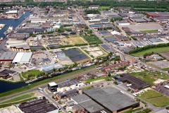 Beverwijk Overzicht industrie terrein wijkermeer weg 1991 lfh 91060544