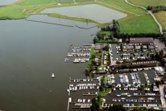 Uitgeest jachthavens zwaansmeer 1991 lfh 91082759