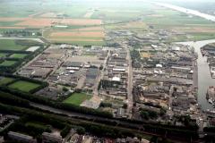 Beverwijk Haven de Pijp industrie gebied wijkermeerweg zwarte markt 1991 lfh 91082768