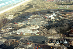 Wijk aan Zee Hoogoventerrein Heckett Harsco 1992 lfh 92031619