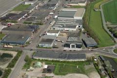 Beverwijk Industrieterrein wijkermeerweg 1992   Lfh 92050636