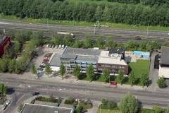 Beverwijk parallelweg Smits bouw bedrijf kantoor 1992 lfh 92051540