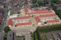 Beverwijk woonwijk nieuwbouw graaf florisstraat 1992 lfh 92051543