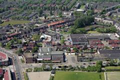 Beverwijk Iaan van Meerestein Heemskerkerweg en omgeving 1992  lfh 92051830