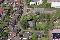 Uitgeest woningen bij de Loet Bonkenburg1992 lfh 92051840