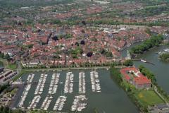 Hoorn Grashaven Jachthaven Oostereiland 1992 lfh  92051851