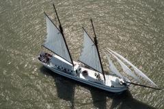 Hoorn IJsselmeer Bruinevloot 1992 lfh 92051855