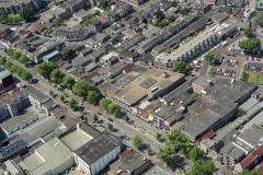 Beverwijk Breestraat  Vroom en Dreesman Markt en omgeving 1992 lfh 92052658