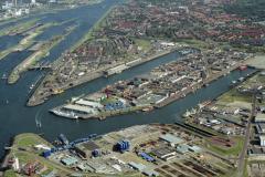 IJmuiden havens Vissers haven Haring haven 1992 lfh 92091428
