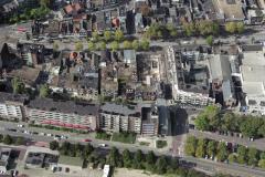Beverwijk Spoorsingel de Meer Breestraat 1992 lfh 92091459