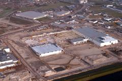 Zaandam bouw Distributie centrum Albert Hein 1992 lfh 92120131