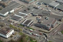 Beverwijk Parallelweg Commandeur eo 1993