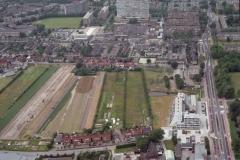 Beverwijk Laan der Nederlanden Sporthal Overbos politie buro ri stadskantoor 1993