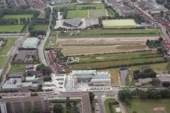 Beverwijk Laan der Nederlanden Sporthal Overbos politie buro