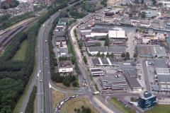 Beverwijk Parallelweg Meubelboulevaar A-9 1993