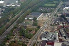 Beverwijk Parallelweg Wijkermeerweg Gasbedrijf slachthuis 1993
