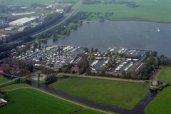 Uitgeest jachthavens Lagendijk Uitgeestermeer 1993