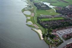 Medemblik vooroverproject kasteel Radbout Jachthavens 1994