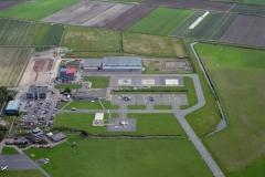 Denhelder vliegveld de Kooy helibasis offshore industrie 1994