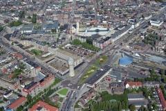 Denhelder Centrum omgeving station 1994