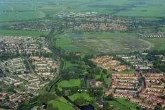 Edam Volendam middengebied woning bouw 1994