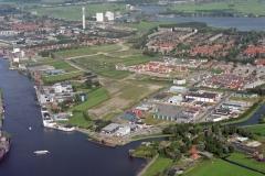Wormer Industrie terrein zuidwest 1994