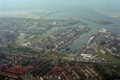 IJmuiden Zeehavens IJmuiden Orionweg eo 1994