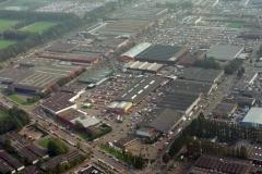 Beverwijk Zwarte markt Bazar zondag drukte 1994