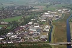 Alkmaar Beverkoog industrie terrein 1994