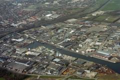 Beverwijk Haven Industrie terrein Wijkermeer 1995 LFH 95033139-020