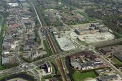 Heerhugowaard Stationsgebied Industrieterrein 1995 LFH 95042554-028
