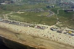 Wijk aan Zee strand 1995  LFH 95050755-030