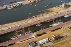 IJmuiden Velsen Noordersluis Sail 1995