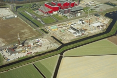 Alkmaar Boekelermeer bouw Piekgas instalatie HVA 1996 lfh 96042454-009