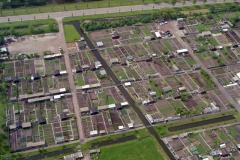 Waterland Noordholland Volkstuinen 1996 lfh 96060375-026