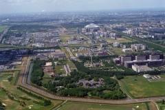 Amsterdam Amsterdam Z.O. Overzicht kantoren gebouwen ontwikkeling 1996 lfh 96061211-039