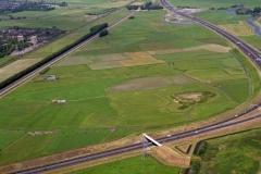Beverwijk Broekpolder voor de bouw 1996  lfh 96061792-053