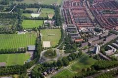 Haarlem -Noord lokatie Kennemer gasthuis Delftplein 1996 lfh 96080232-068