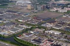 Amsterdam Zuid-Oost Overzicht kantoren Arena 1996 lfh 96091637-089