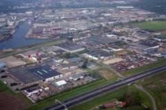 Beverwijk Industrie terrein Beverwijk-Oost haven de Pijp 1996 lfh 96100743-091