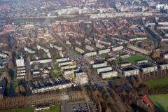Amstelveen Sportlaan en omgeving bouw Flats 1996 lfh 96122153-108