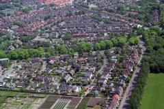 Beverwijk Beverwijk-West Baljuwslaan Zeestraat Warande  Aagtendorp 1997 lfh 97053165-034