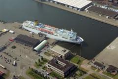 Amsterdam Havens Coenhaven Costa Allegria 1997 lfh 97061023-035