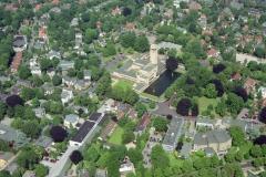 Hilversum stadhuis en omgeving 1997 lfh 97071099-059
