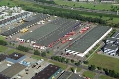 Amsterdam Havensgebied Distributie centrum Wegtransport 1997 lfh 970806105-069