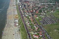 Zandvoort Stranddrukte Boulevaar Recreatie 1997 lfh 97080654-064