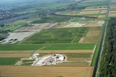 Hoofddorp Floriade terrein opbpuw PWN pomp station 1997 lfh 97080675-066