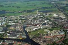 Haarlem Waarderpolder industrie terrein 1997 lfh 97080679-067