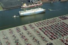 Amsterdam Havens Westhaven Autocarrier San Marcos Nissan slbt Titan Bregje Gkp 1997 lfh 97080695-068